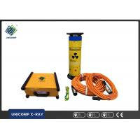 Quality Portable Directional Panoramic X-ray Flaw Detector Automobiles Metal Rubber for sale