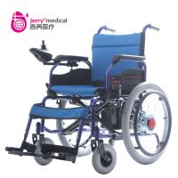 Portable Electric Wheelchair For Handicapped , Medicare Power Wheelchair