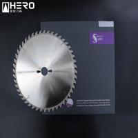 Quality Cross Cutting Rip Saw Blade , Fine Cut Table Saw Blade Reinforcing Saw Body Structure for sale