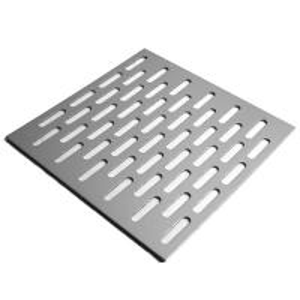 China Customized Small Powder Coated Perforated Metal Sheet Round Hole Punching Hole Mesh on sale