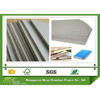 Unbleached Greyboard Paper for making Book Cover/ Arch File / Desk calendar