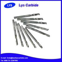 Quality Carbide 6 flutes finishing end mill, solid carbide morse end mill for sale