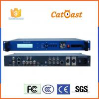 China Professional HD/SD-SDI/YPbPr/HDMI/XLR balanced audio and S/PDIF Digita Various Interface DVB-S2 HD IRD on sale