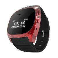 Quality Bluetooth watch with 230mAh  built-in  battery and  the languanges Chinese/English  M18 for sale