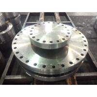 Quality P285NH P285QH  Hot Rolled Forged Carbon Steel Flange Finish Machine PED Certificate for sale