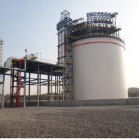 Quality 30000m3 Single Containment LNG Storage Tank 06Cr19Ni10 Q345R Material for sale