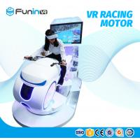 China White Teenagers Oculus Rift Motion Simulator Large Size For Games Center on sale