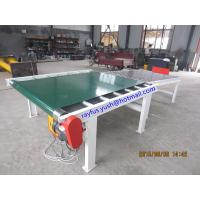 Quality Sheet Conveyor Stacker Collecting Side Output For 3 4 5 Ply Hard Paperboard for sale