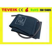 China Dark Blue Different Size Automatic Electronic Blood Pressure Monitor Cuff BP Upper Arm Cuff on sale