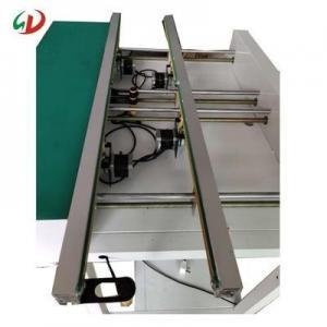 Quality Smt detection pcb conveyor station 1 m 2 section belt reflow soldering platform for sale