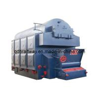 Quality Double Drums Assembled Coal Fired Hot Water Boiler (SZL) for sale