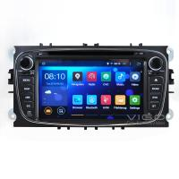 Quality Android 4.4.4 System Car Stereo for Ford Focus Galaxy GPS Navigation 3G WIFI Mirrorlink for sale