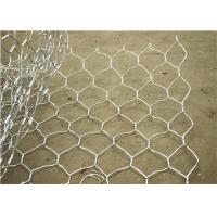 Quality Heavy Galvanised Steel Stone Cage Mattress And Gabion Baskets Erosion Protection for sale