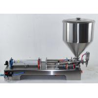 Buy cheap Liquid Semi Automatic Filling Machine / Yogurt Cup Filling Sealing Machine from wholesalers