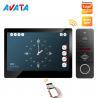 Buy cheap Home Security Tuya Intercom Video Door Phone WiFi Interphone Doorbell with IR from wholesalers