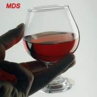 Quality Novelty handblown drinkware mini small brandy glass for sale