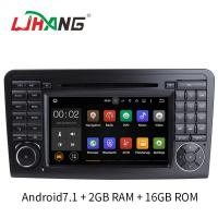 Quality Car Audio Mercedes Vito Dvd Player , Bluetooth Mercedes In Car Dvd Players for sale