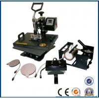 China New type T-shirt press plate printing 8 in 1 mug combo heat press machine for all fabric factory 27A on sale