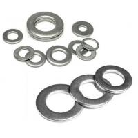 Quality Custom Steel Flat Washers Ring S275Jr Roof Screw Washer Alloy Steel Material for sale