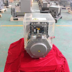 Quality IP 22/ 23 Optional 50 HZ Brushless Generator With 12 / 6 Wire ISO9001 for sale