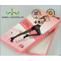 China Decorative Cardboard Handcrafted Gift Boxes With Lids , Bikini Garment Packaging Box on sale