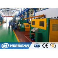 Quality Fast Speed  Rod Breakdown Cable Drawing Machine For Copper And Aluminum Wire for sale
