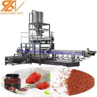 Quality multi energy multi power protect environmental fish feed extruder machine for sale