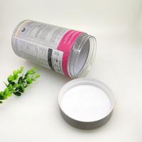 Buy cheap Protein Powder Eco - Friendly Airtight Plastic Jar / Cardboard Cylinder Tubes from wholesalers