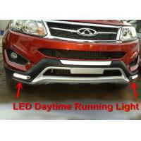 Quality Chery Tiggo5 Sport Style LED Daytime Running Light Front Guard / Rear Guard for sale