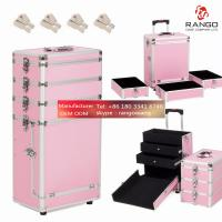 Quality Wheel Cosmetic Box Drawer Professional for sale