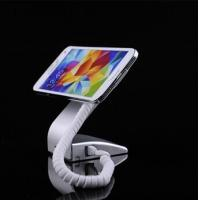 China COMER Interactive Universal Display For cell Phone security locking stands with cable lock on sale