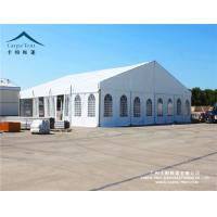 Quality Marquee Indian Clearspan Structure Aluminum For Wedding , PVC Coated Polyester for sale