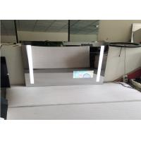 55 Inch IP65 Waterproof Mirror Led TV Hidden 5mm Thickness Scratch Resistance