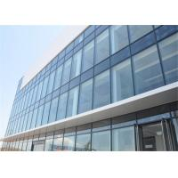 Quality 4 - 12mm Thickness Low E Glass For Building Material CE / ISO9001 Approved for sale