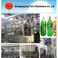 Quality 2015 New Automatic Carbonated Drink Filling Machine/Production Line for sale