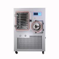 Quality Durable Vacuum Lyophilizer Drying Freeze Dried Fruit Machine With High Effency for sale