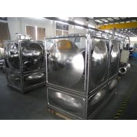 Quality Water Treatment Stainless Steel Water Tanks For Firefighting for sale