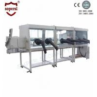Quality Chemical Customize Glove Box with Gas Purification System for Lab usage for sale