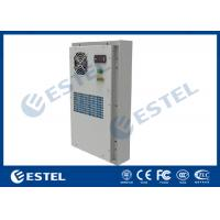 Quality 300W Heating Capacity IP55 Electrical Cabinet Air Conditioner Embeded Mounting Method for sale