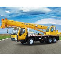Buy cheap Telecommunications Hydraulic Mobile Crane 16ton QY16B.5 Truck Crane from wholesalers