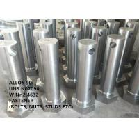 Quality UNS N07090 / W.Nr. 2.4632 Nickel Based Alloys Good Formability And Weldability for sale