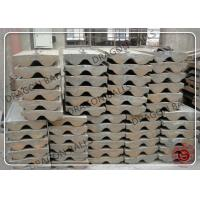 Quality Sand Casting Steel Grinding Mill Liners , Cement Mill Liner Plates for sale