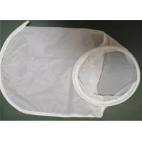 Quality Plain Weave Monofilament 5 Micron Nylon Mesh Filter Bags For Beer Filtration for sale
