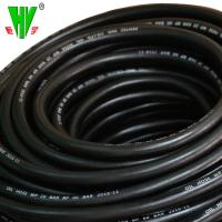 Quality 1 1 4 hose SAE100 r6 high tensile textile braided fuel hose for sale