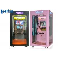 Quality Indoor Entertainment Coin Operated Karaoke Machine Self Help Sing Bar Touch Operation for sale