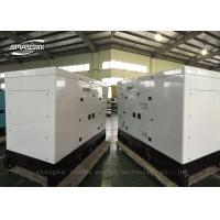 Quality Automatically Start  Generator Diesel Driven Generating Set Solution with Cummins EngineThree Phase 500kw 625kva  C625S for sale