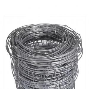 KEYSTONE STEEL & WIRE Monarch Deacero Steel fixed knot fence price 3 ft. H x 50 ft. L