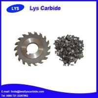 Quality Tungsten Carbide Saw Blade Tips for sale