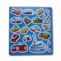 Quality Magnets Games Stickers, Suitable for Promotional Gifts and OEM Orders Welcomed for sale