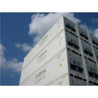 Quality High Density Commercial Walk In Refrigerator Old Storage Units 28.4m3 Capacity for sale